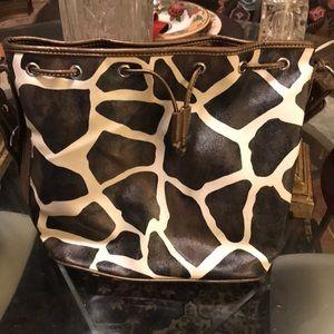 🥰🥰🥰 Now trending/Cowhide print Shoulder Bag